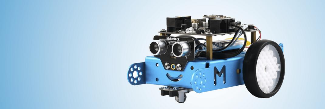 Matinée numérique du Nouv'Labo : Robotique et électronique (mBot) |