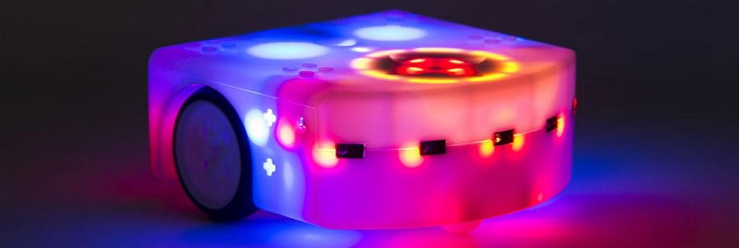 Matinée numérique du Nouv'Labo : Robotique et électronique (Thymio) |
